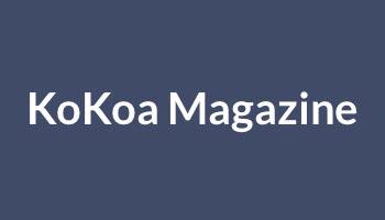 kokoa magazine logo