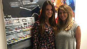 Kate and Denna